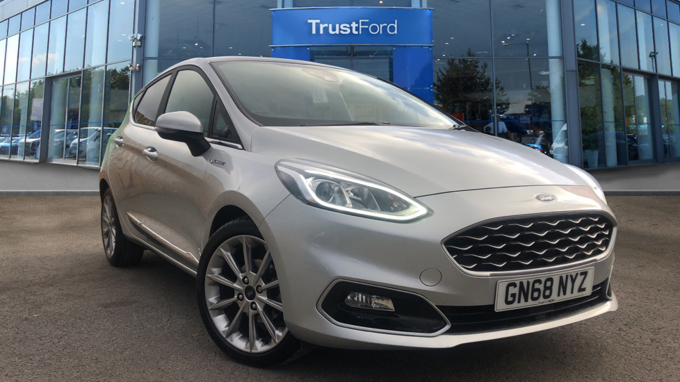 Used Ford FIESTA GN68NYZ 1