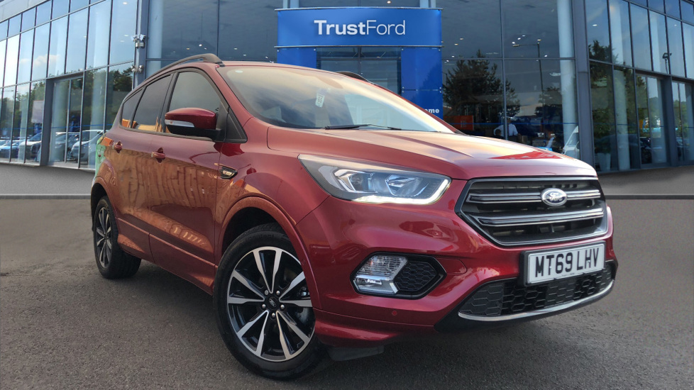 Used Ford KUGA MT69LHV 1