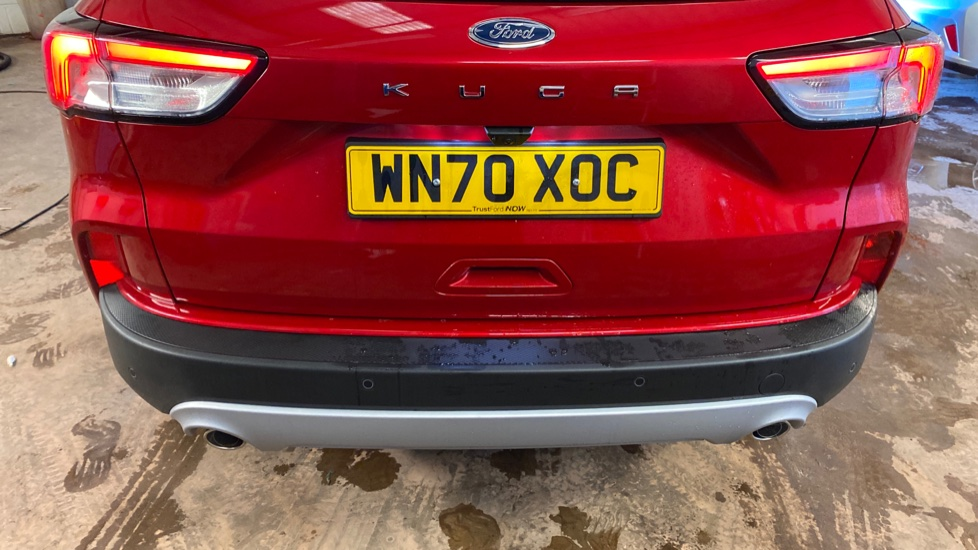 Ford KUGA 2020 - Lucid Red   £23,995   Weston Super Mare ...