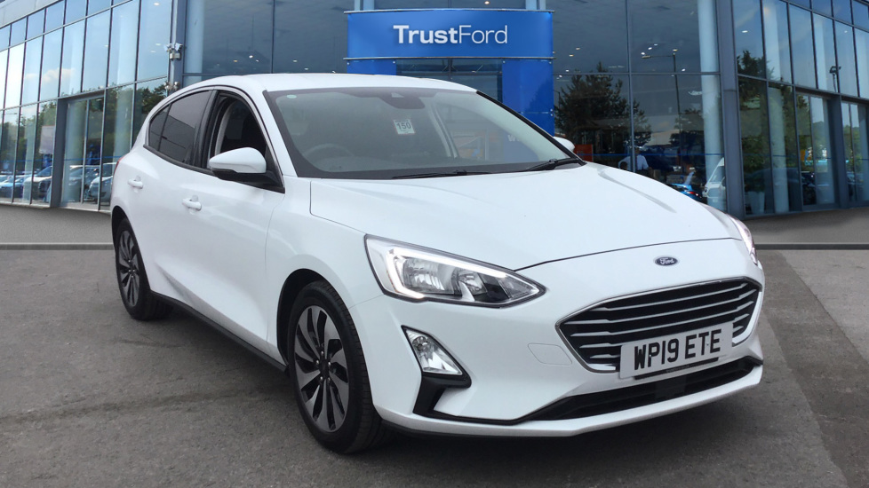 Used Ford FOCUS WP19ETE 1
