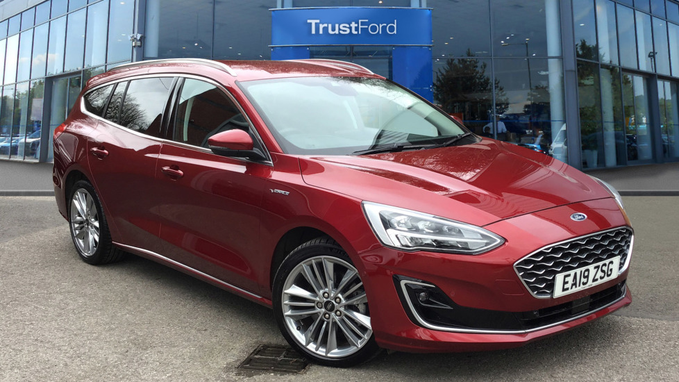 Used Ford FOCUS VIGNALE EA19ZSG 1