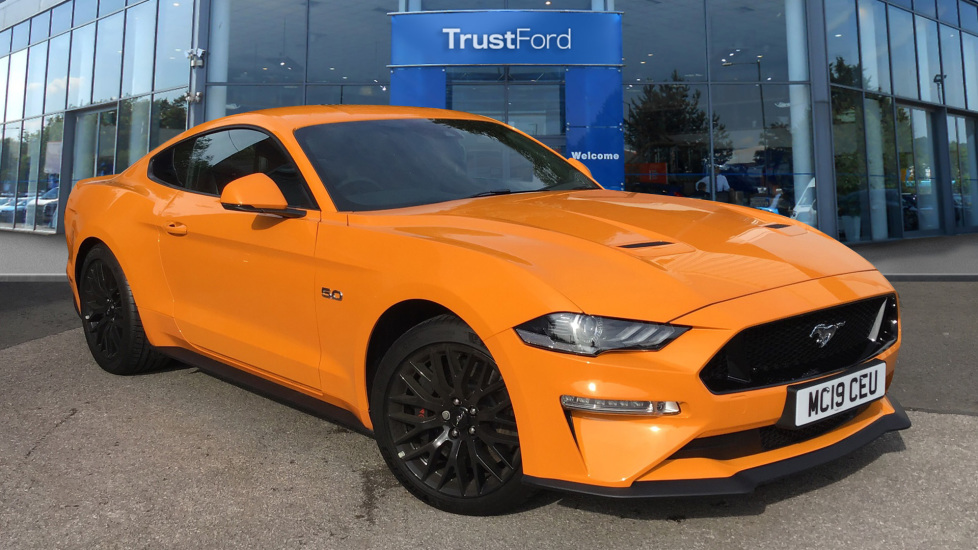 Used Ford MUSTANG MC19CEU 1
