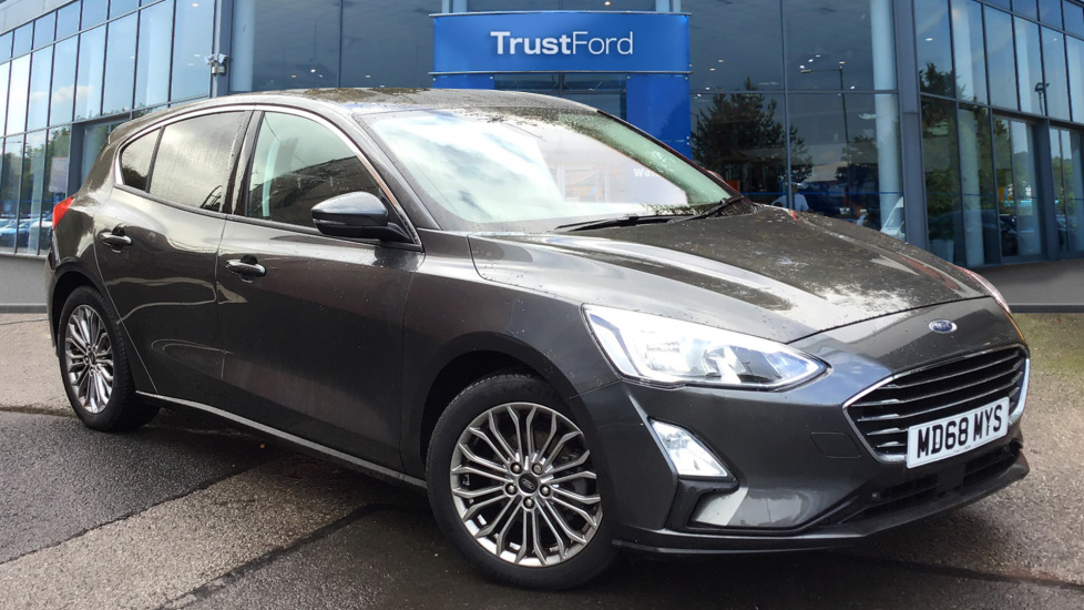 Used Ford FOCUS MD68MYS 1
