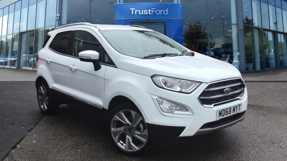 Used Ford ECOSPORT MD68MYT 1