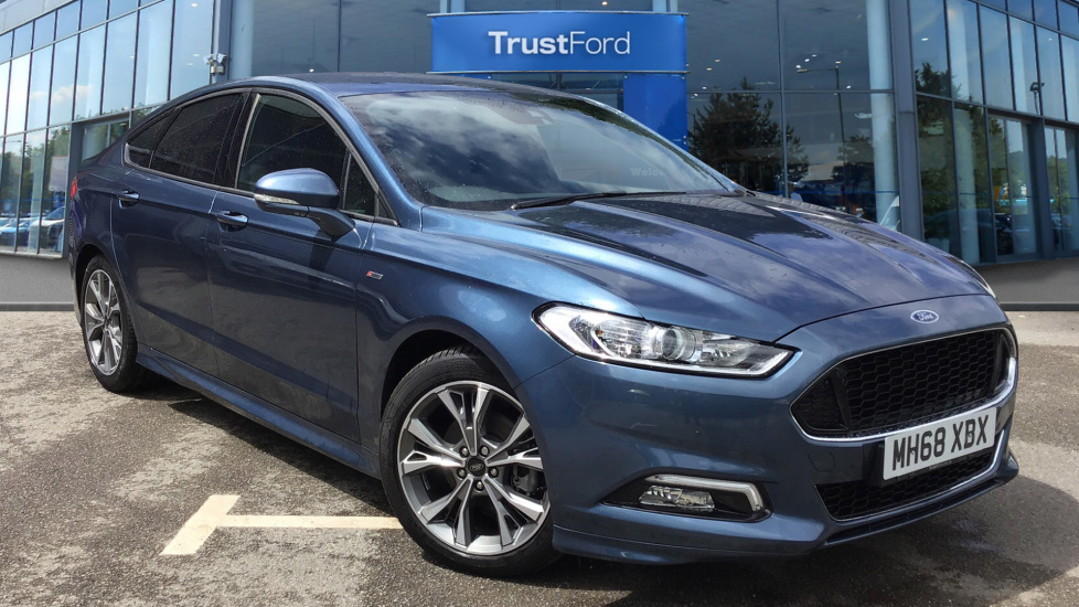 Used Ford MONDEO MH68XBX 1