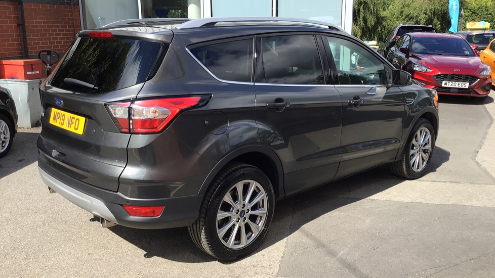 Ford KUGA 2019 - Magnetic Grey   £17,000   Wilmslow ...