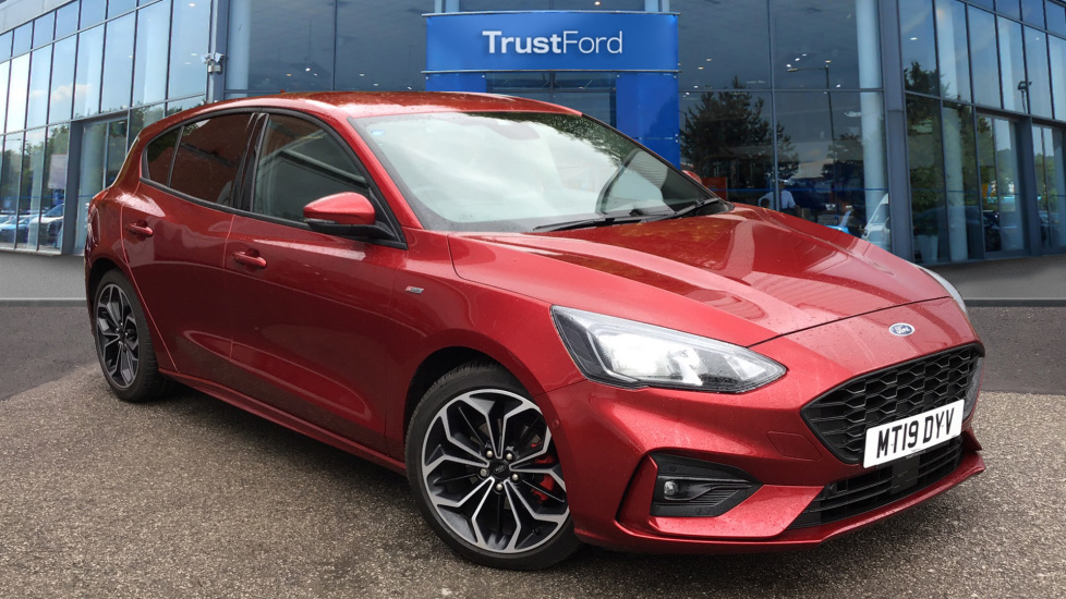 Used Ford FOCUS MT19DYV 1