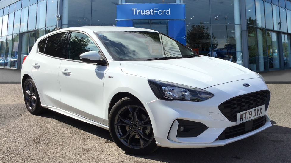 Used Ford FOCUS MT19DYX 1