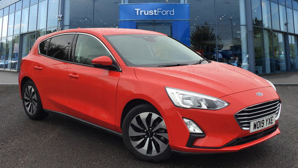 Used Ford FOCUS WO19YXE 1