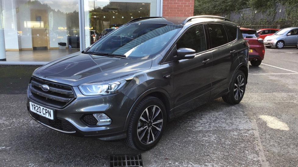 Ford KUGA 2020 - Magnetic Grey   £20,795   Wilmslow ...