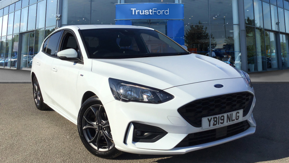Used Ford FOCUS YB19NLG 1