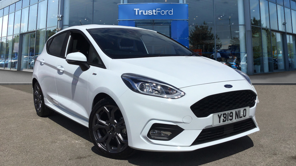 Used Ford FIESTA YB19NLO 1