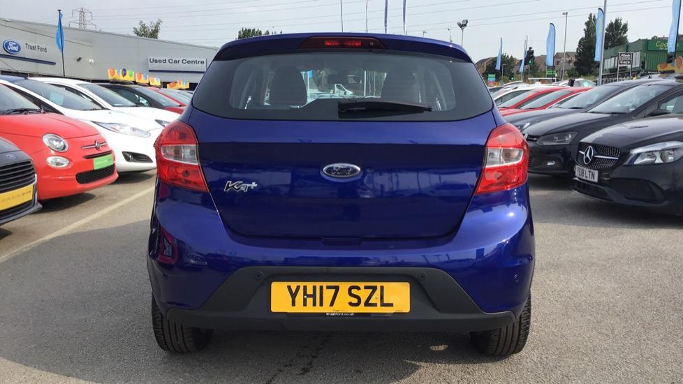 Ford KA+ 2017 - Deep Impact Blue   £7,700   Barnsley   TrustFord