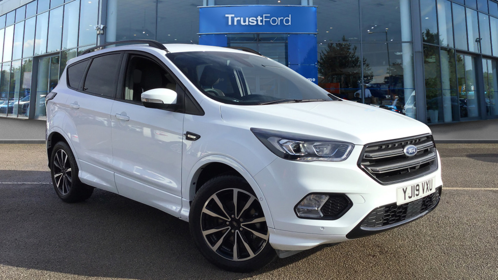Used Ford KUGA YJ19VXU 1