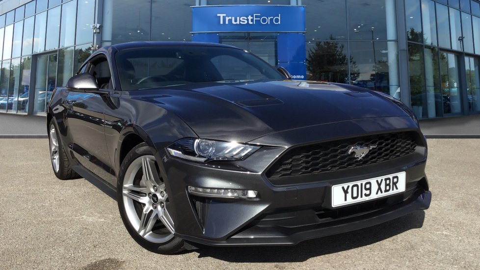 Used Ford MUSTANG YO19XBR 1