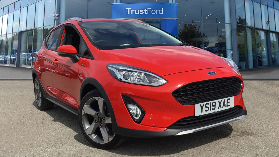 Used Ford FIESTA YS19XAE 1