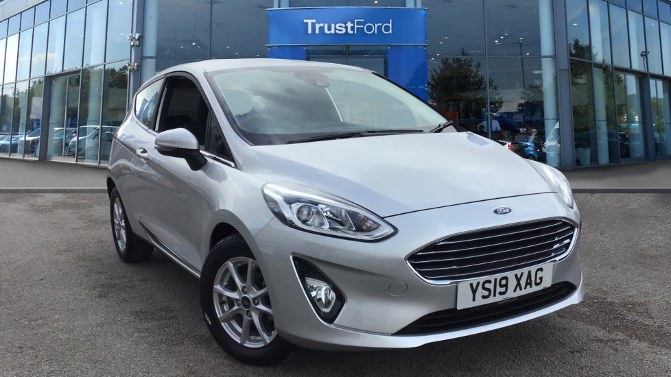 Used Ford FIESTA YS19XAG 1