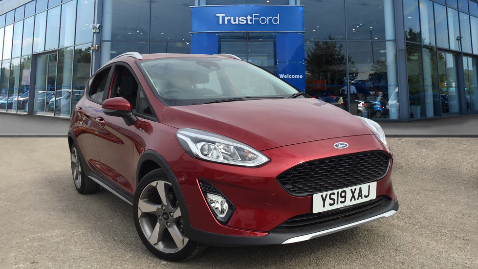 Used Ford FIESTA YS19XAJ 1