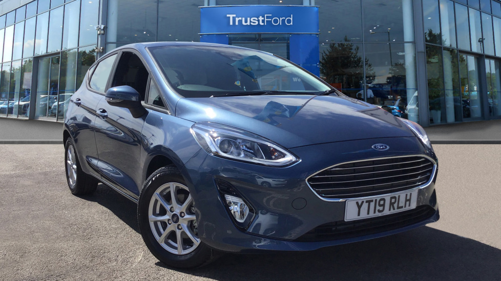 Used Ford FIESTA YT19RLH 1