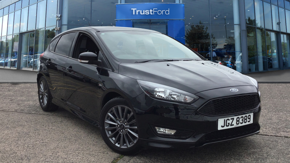 Used Ford FOCUS JGZ8389 1