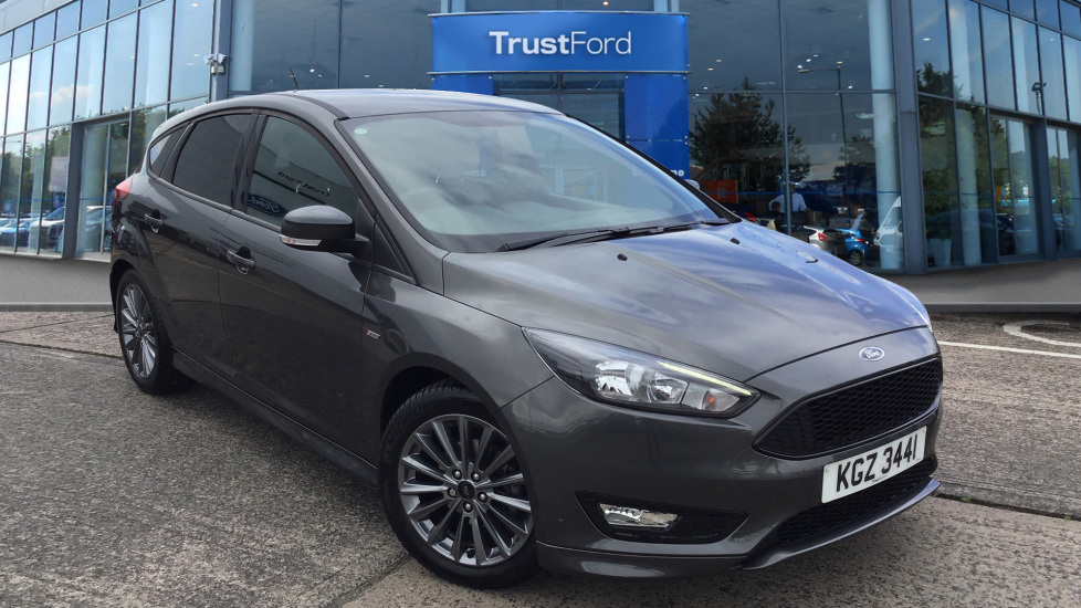 Used Ford FOCUS KGZ3441 1