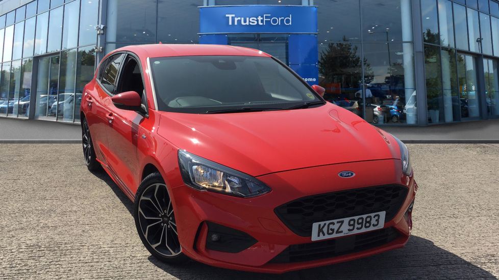 Used Ford FOCUS KGZ9983 1