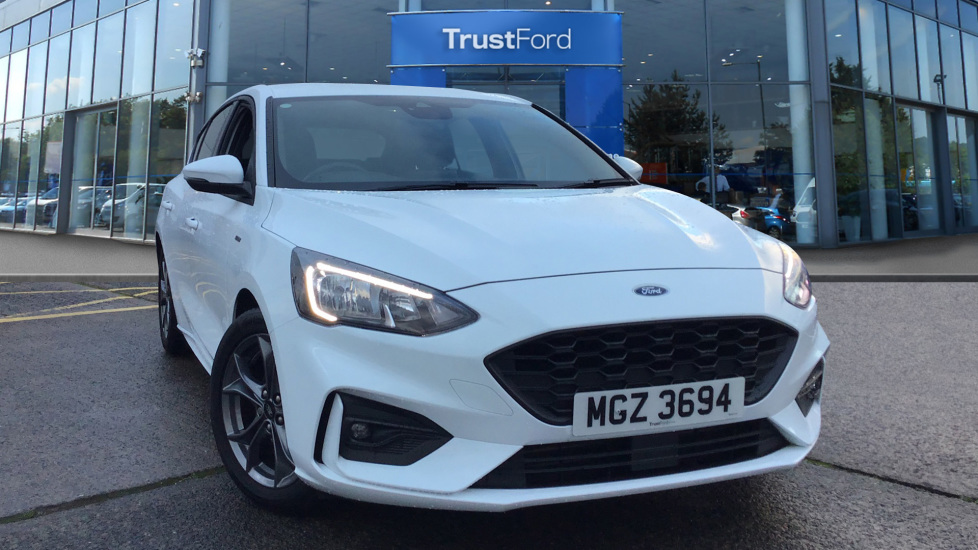Used Ford FOCUS MGZ3694 1