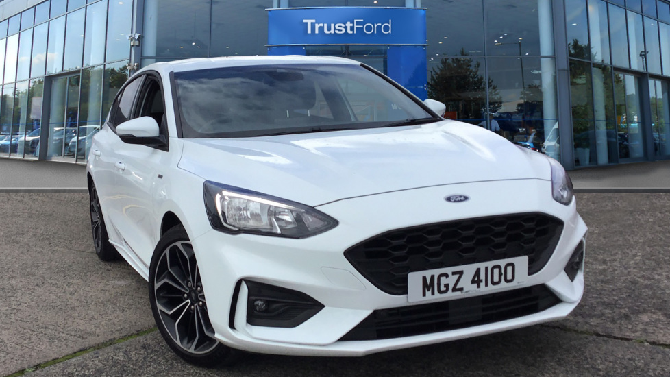 Used Ford FOCUS MGZ4100 1
