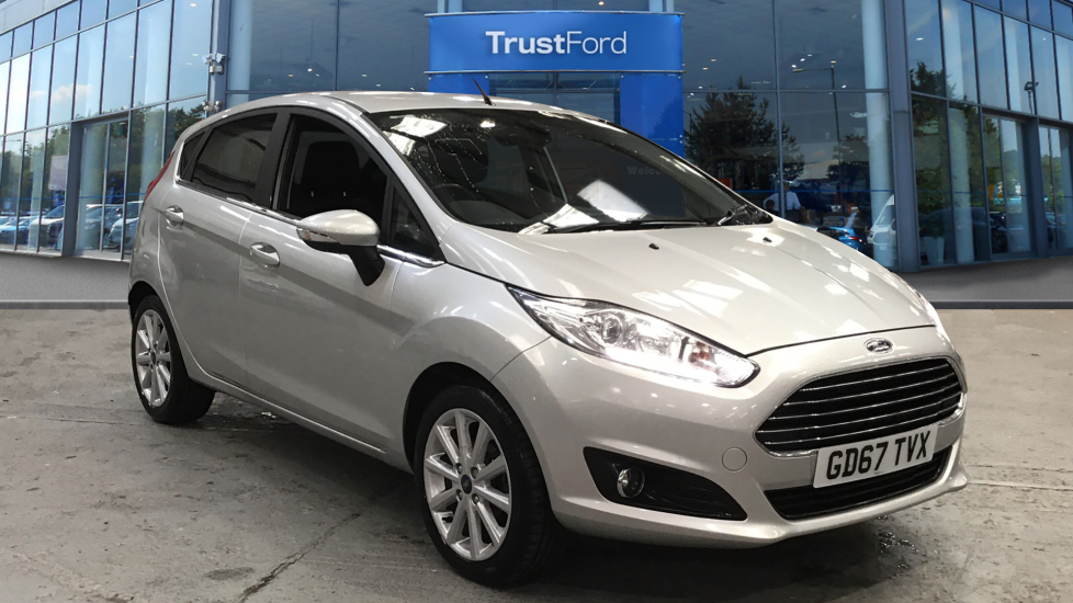 Used Ford FIESTA GD67TVX 1