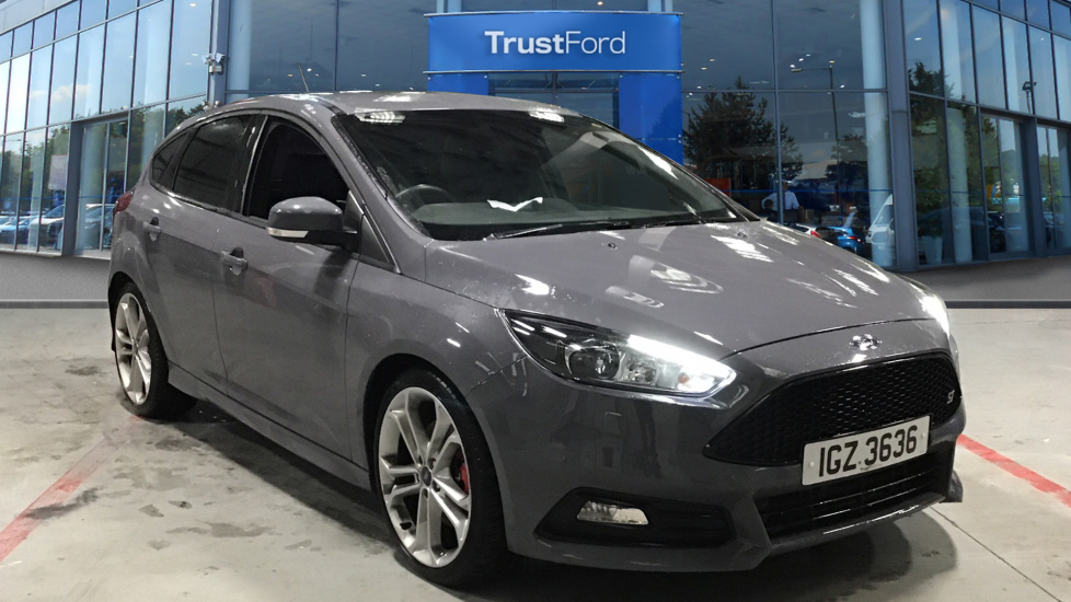 Used Ford FOCUS IGZ3636 1