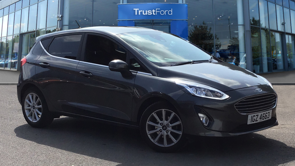 Used Ford FIESTA IGZ4663 1