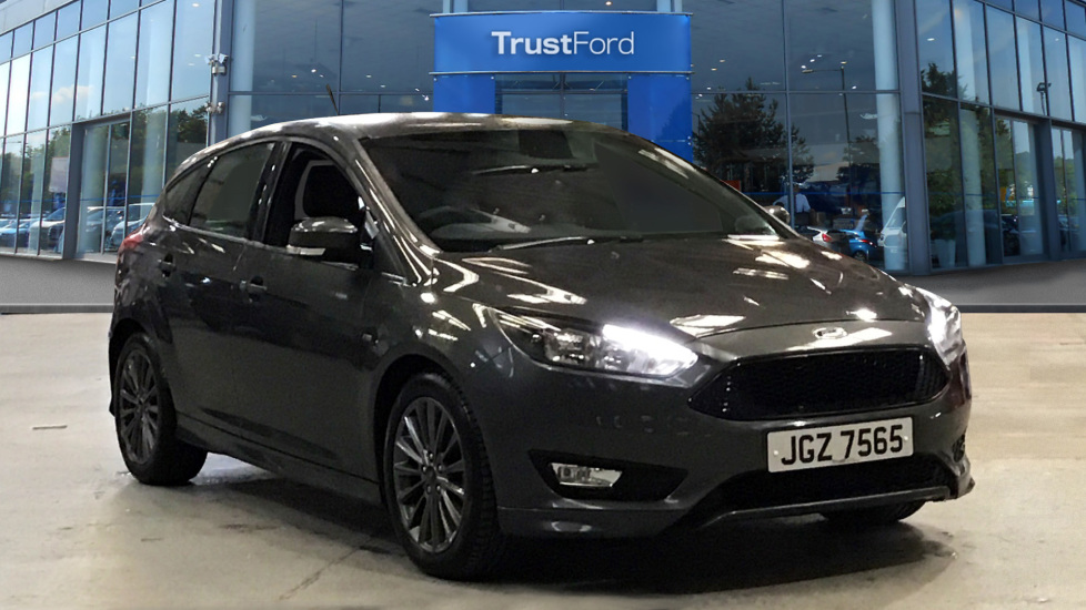Used Ford FOCUS JGZ7565 1