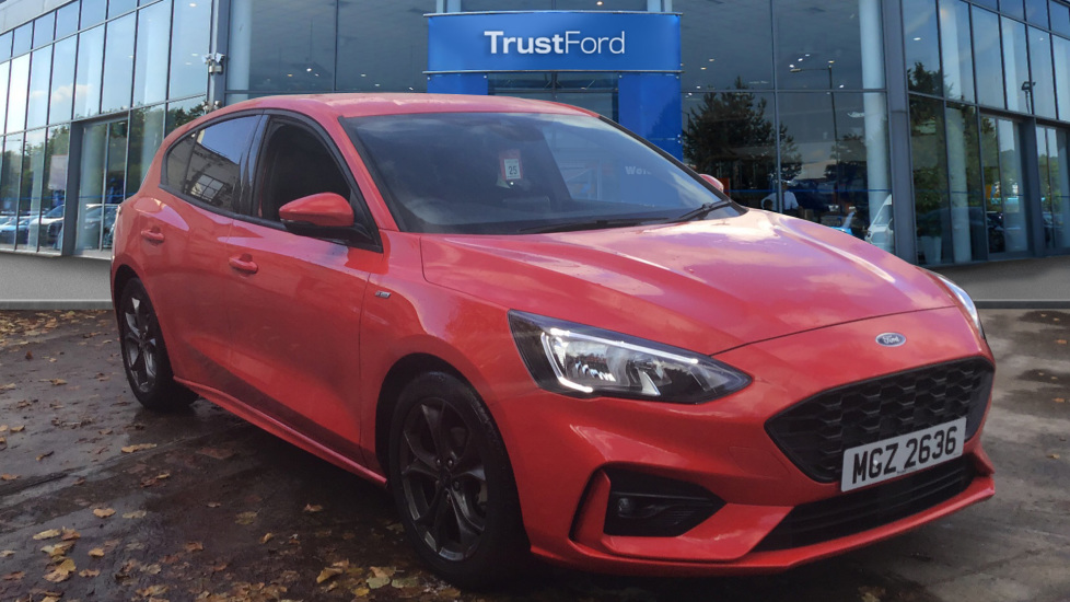 Used Ford FOCUS MGZ2636 1