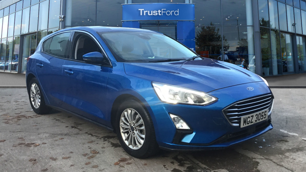 Used Ford FOCUS MGZ3055 1