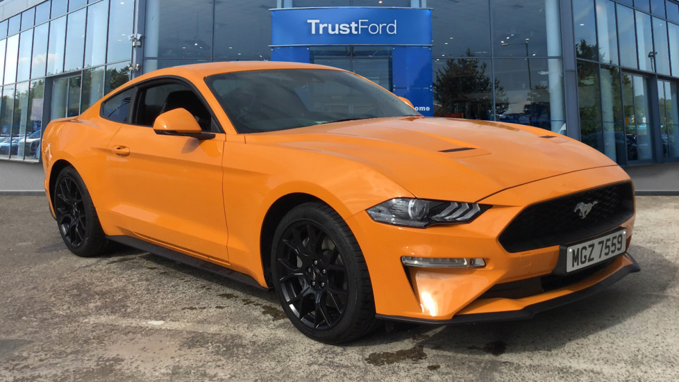 Used Ford MUSTANG MGZ7559 1