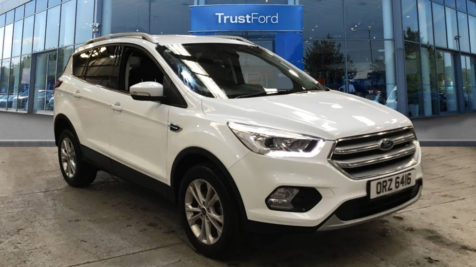 Used Ford KUGA ORZ6416 1