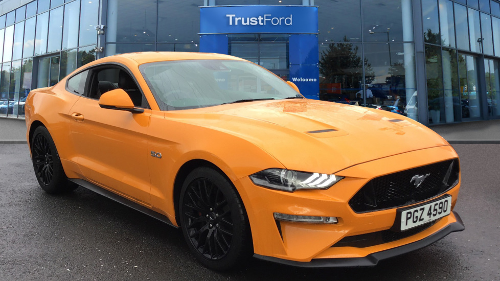 Used Ford MUSTANG PGZ4590 1
