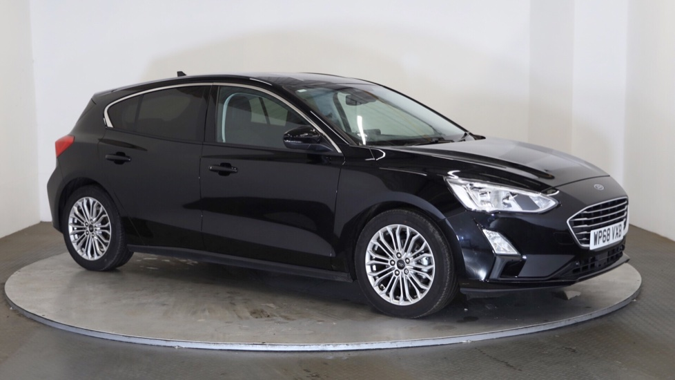 Used Ford FOCUS WP68VXB 1