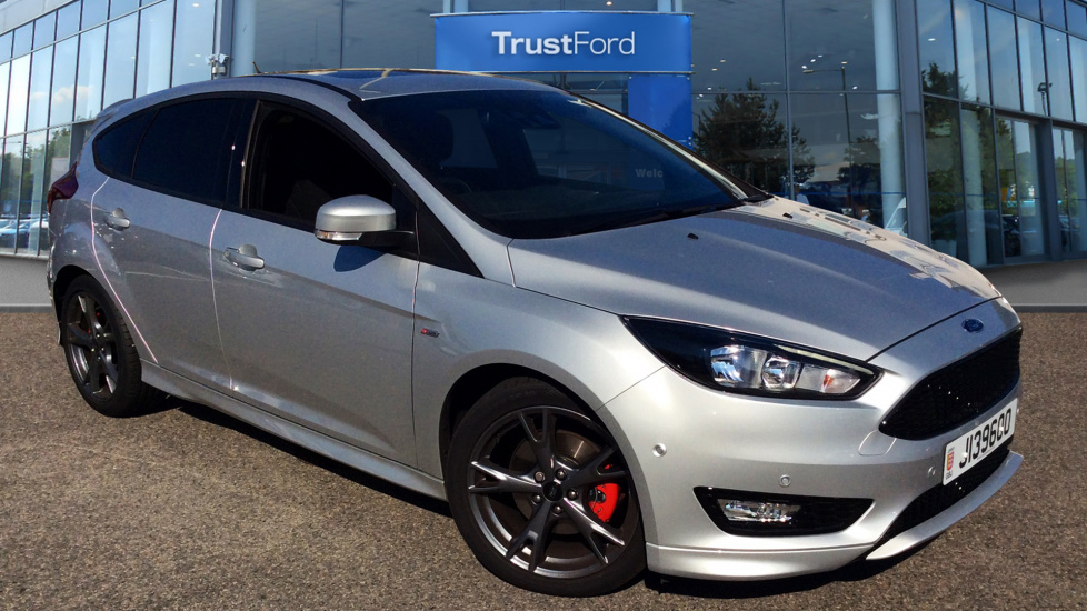 Ford FOCUS ST-LINE X (from £270 per month) £18,995
