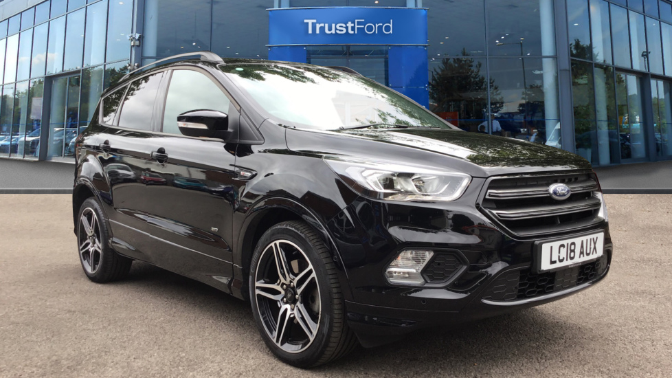 Used Ford KUGA LC18AUX 1