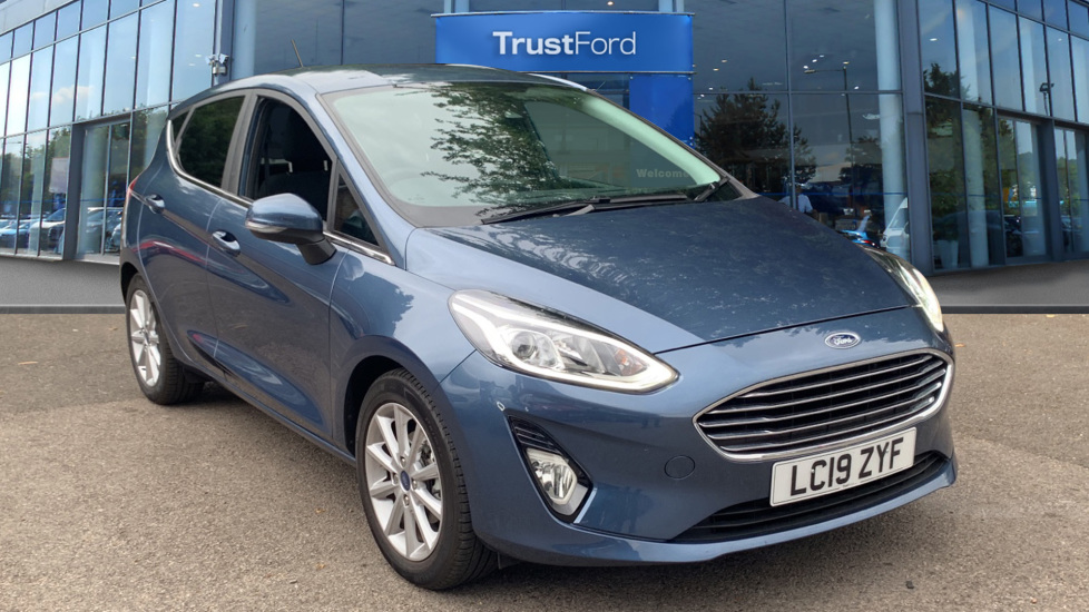 Used Ford FIESTA LC19ZYF 1