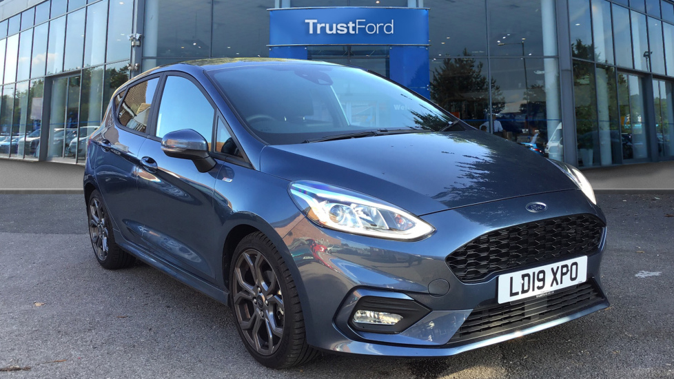 Used Ford FIESTA LD19XPO 1