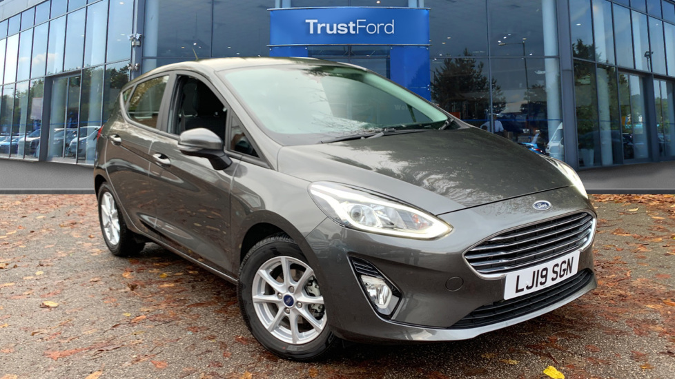 Used Ford FIESTA LJ19SGN 1
