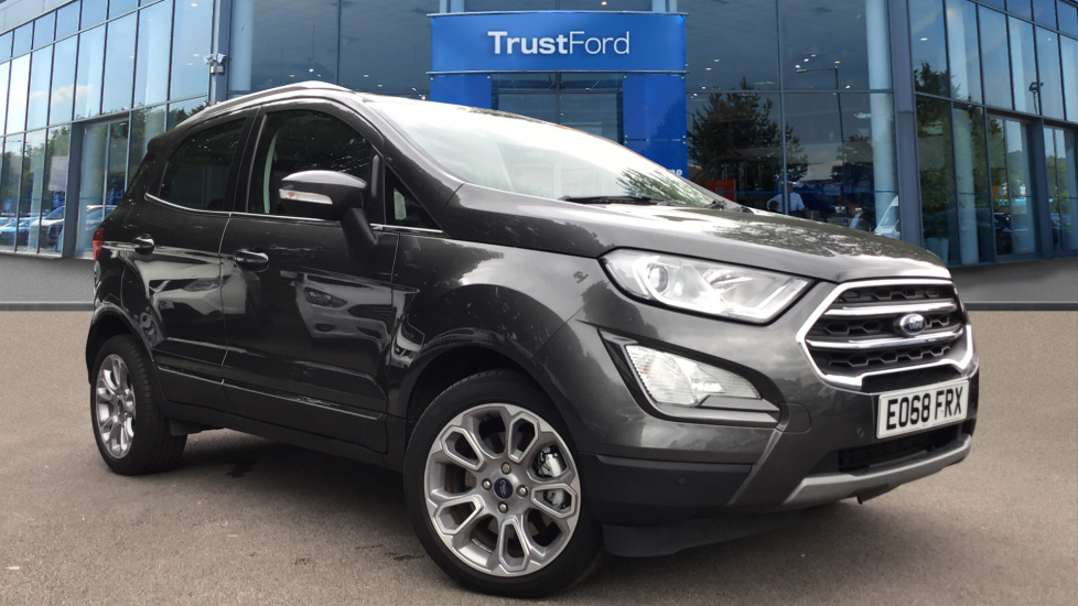 Used Ford ECOSPORT EO68FRX 1
