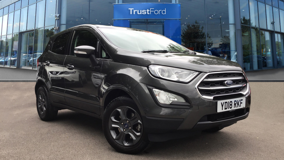Used Ford ECOSPORT YD18RKF 1