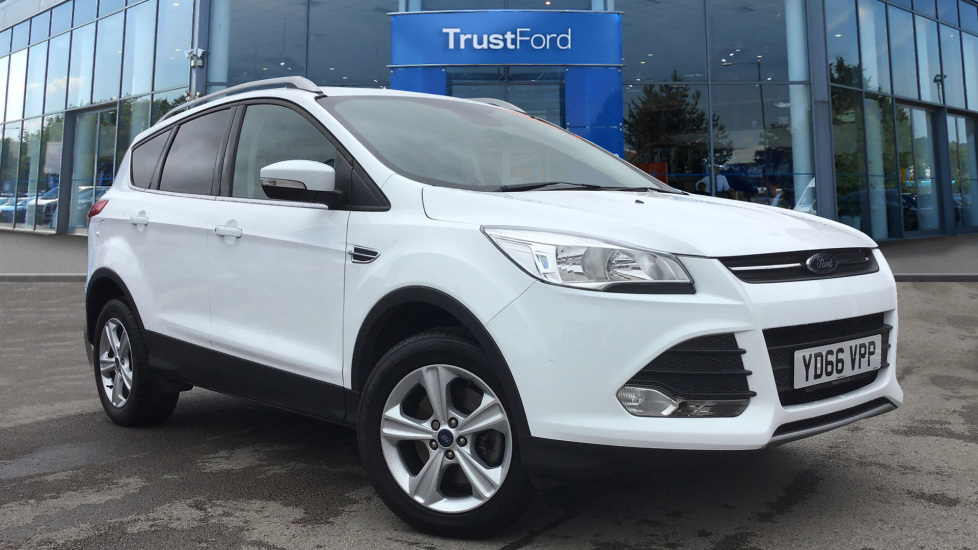 Used Ford KUGA YD66VPP 1