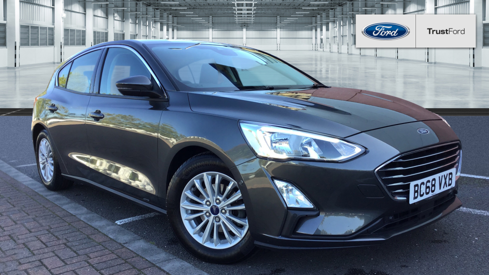 Used Ford FOCUS BC68VXB 1