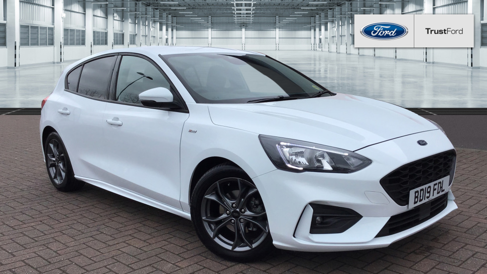 Used Ford FOCUS BD19FDL 1
