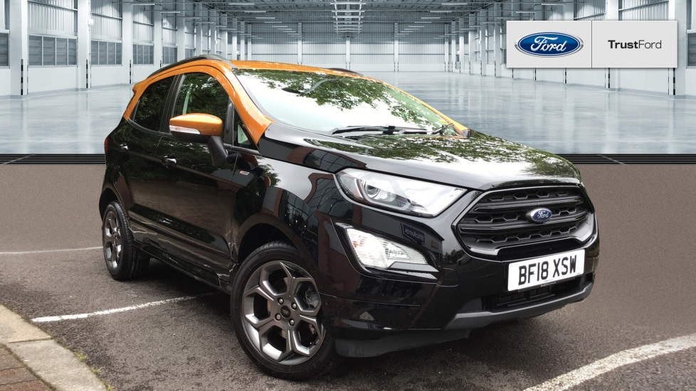 Used Ford ECOSPORT BF18XSW 1