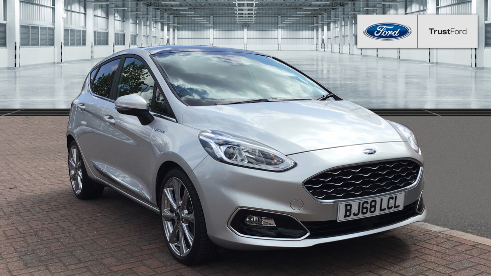 Used Ford FIESTA BJ68LCL 1